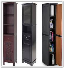 narrow storage cabinet with drawers home design ideas