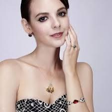 amazon black friday jewelry swarovski heart of ocean swarovski crystal pendant necklace for women