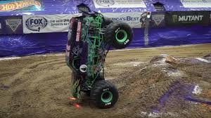 results page 14 monster jam video watch a monster truck do a handstand top gear
