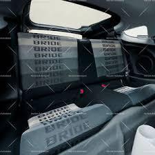 Honda Upholstery Fabric Jdm Bride Fabric Car U0026 Truck Parts Ebay