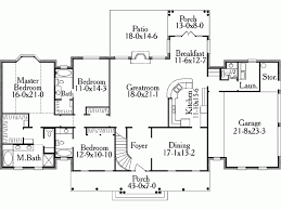 symmetrical house plans eplans adam federal house plan symmetry 2497 square