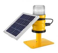 Solar Powered Runway Lights by Solar Powered Aviation And Obstruction Lights S4ga