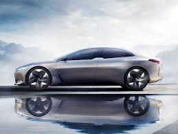cool electric cars bmw u0027s i vision dynamics concept is the electric car for the future