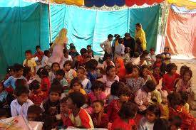 pakistan islamabad a pre christmas party for children of the
