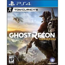 ghost recon wildlands pre owned ps4 walmart com