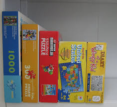 Organizing Clutter by Kid Clutter Tip Puzzles And Boardgames Paula Berman Organizing