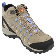merrell womens boots uk merrell deseret mid waterproof lace up walking hiking boots