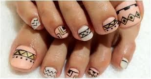 beautiful nail art designs for feet