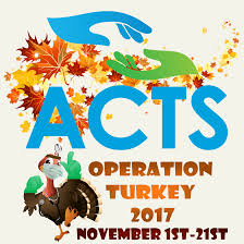 places to volunteer for thanksgiving volunteer with acts