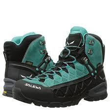 womens hiking boots salewa womens alp flow mid gtx hiking boots adventure