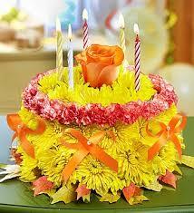 birthday flower cake birthday flower cake for fall nancy s floral