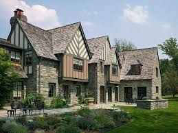 english tudor english tudor brick exterior traditional with big house copper path