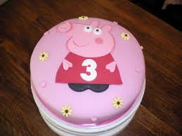 peppa pig cake ideas peppa pig birthday cake cakes by clare chandler