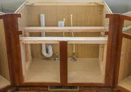 how to install farmhouse sink in base cabinet diy farmhouse sink installation easy step by step tutorial