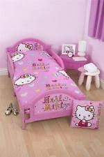 Hello Kitty Duvet Hello Kitty Children U0027s Bedding Sets And Duvet Covers Ebay