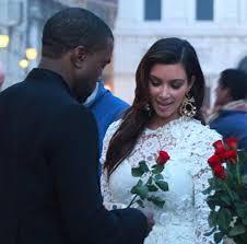 wedding dress kanye we predict and kanye s wedding guest list vice