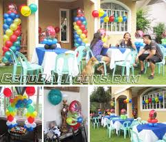 7 Safety Tips For Balloon Decorators Cebu Balloons And Party