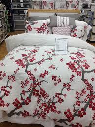 Natori Duvet So In Love Cherry Blossom Duvet Comforter Set By N Natori In