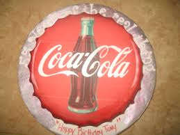 coca cola bottle cap cake custom cakes virginia beach