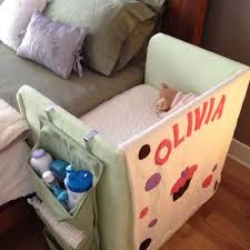 Cribs That Attach To Side Of Bed Baby Side Bed Crib Best 25 Co Sleeping Ideas On Pinterest