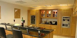 Kitchen Cabinets Peterborough Light Oak Kitchen