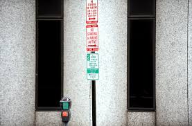 Parking Restrictions Los Angeles Map by La U0027s Proposed Parking Signs Are Brilliantly Simple Wired
