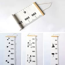 hanging picture height 200 20cm creative children height scale cartoon height ruler