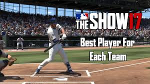 17 Best Images About Mlb - mlb the show 17 best player on each team youtube