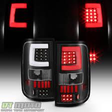2004 f150 tail lights black 2004 2005 2006 2007 2008 ford f150 lobo pickup led tube tail