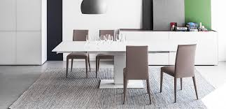 echo extendable dining table seats 10 calligaris toronto vaughan