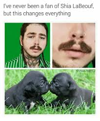 Shia Labeouf Meme - i ve never been a fan of shia labeouf but this changes everything