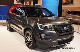Ford Explorer Blacked Out - 2016 ford explorer sport 10