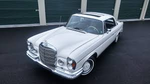 mercedes 280se coupe for sale 1968 mercedes 280se coupe for sale on bat auctions sold for