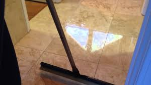 how to add sealer on your floor tile