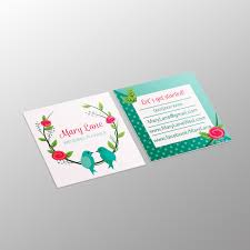 business card designs on behance