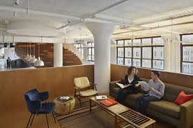 Office Design Idea This New Advertising Agency Office Design In New York Puts Work