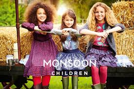monsoon kids monsoon children alhokair fashion retail