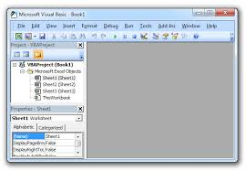 where is visual basic editor in excel 2007 2010 2013 and 2016