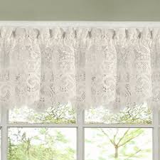 Kitchen Valances And Tiers by Luxurious Old World Style Lace Kitchen Curtains Tiers And