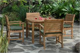 Teak Wood Patio Furniture Anderson Montage Victoria Teak Patio Dining Set Collection Set