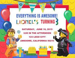lego birthday invitation wblqual com