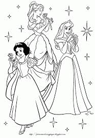 disney princess coloring pages free to print coloring home