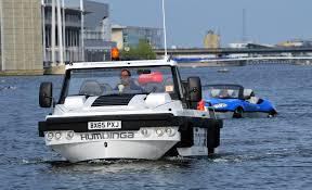 gibbs amphibious truck gibbs launches an amphibian taxicab lifestyle driven