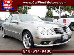 mercedes e class 2005 used 2005 mercedes e class for sale pricing features