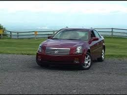 2007 cadillac cts review 2003 2007 cadillac cts pre owned vehicle review wheelstv