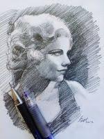 daily sketch 1067 by nosoart on deviantart