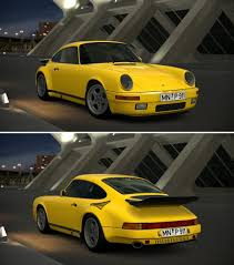 porsche ruf yellowbird ruf ctr u0027yellow bird u0027 u002787 by gt6 garage on deviantart