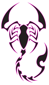 tribal scorpion tattoos high quality photos and flash designs of