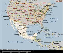 us map states los angeles us map mexico major tourist attractions maps