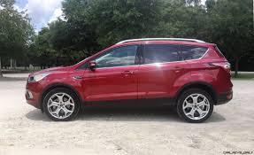 Ford Escape Titanium - 2017 ford escape titanium road test review